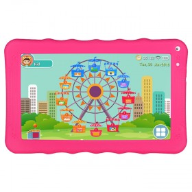 SNTIC-Wintouch-Tablette-Educative-K93-9-Pouces-Rose-Garantie-6-Mois_1